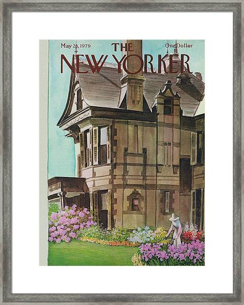 New Yorker May 28th, 1979 Framed Print