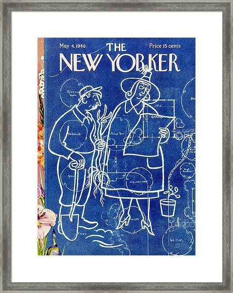 New Yorker May 4 1940 Framed Print