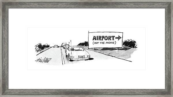 New Yorker November 10th, 1986 Framed Print