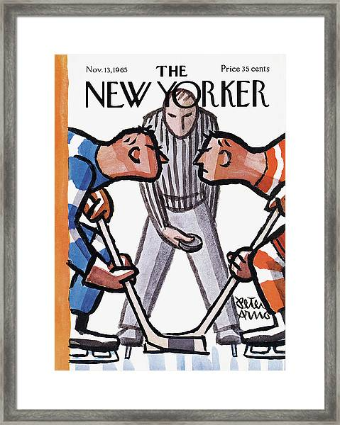 New Yorker November 13th, 1965 Framed Print