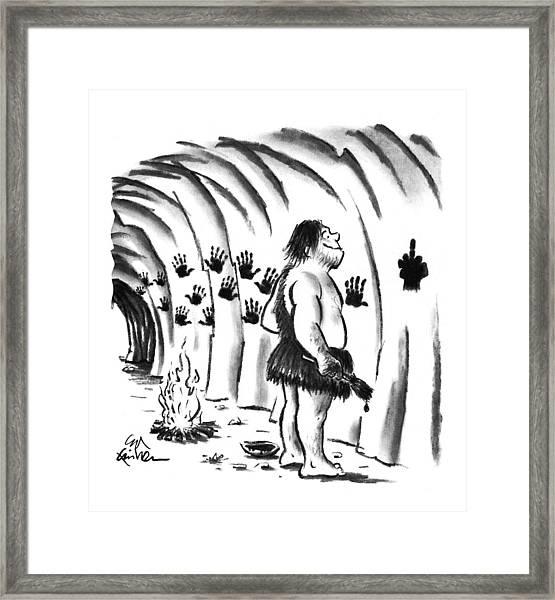 New Yorker November 14th, 1994 Framed Print