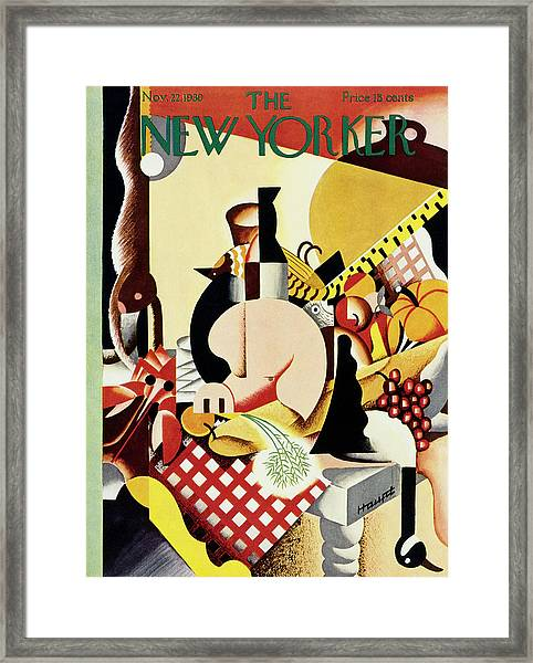 New Yorker November 22 1930 Framed Print