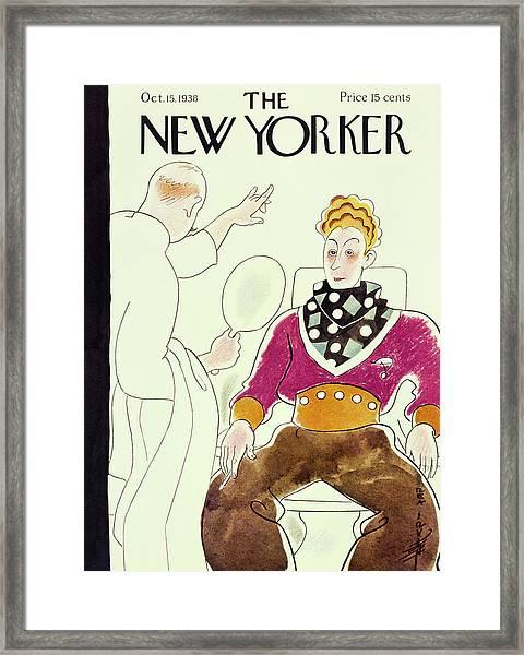 New Yorker October 15 1938 Framed Print