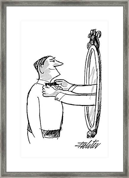 New Yorker October 5th, 1968 Framed Print