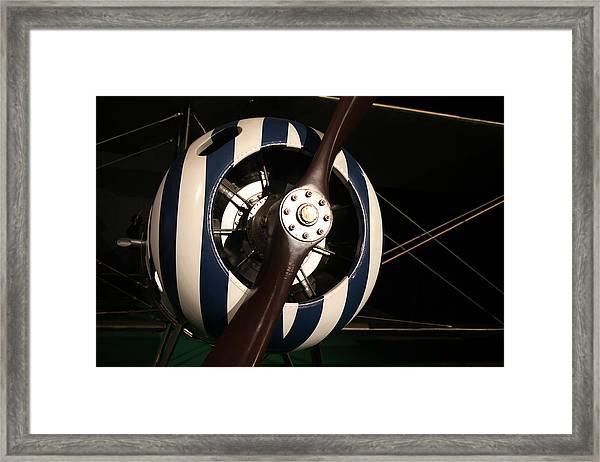 Nieuport 28 No.1 Framed Print by Guerrin Lyons