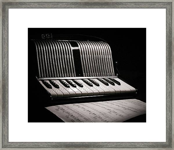 Night Song Framed Print