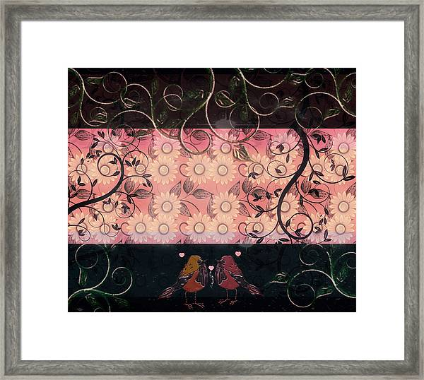 Night Turned To Day Framed Print
