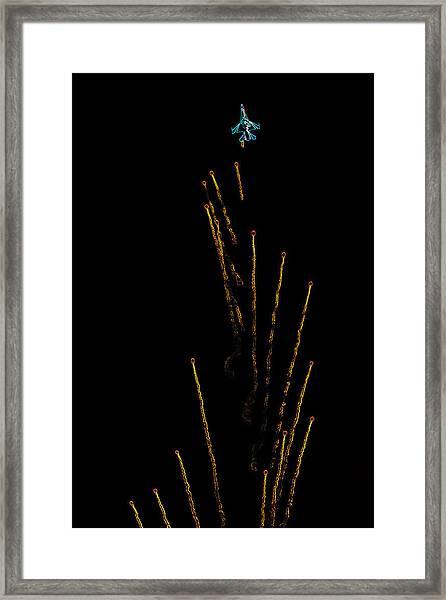 Night Warfare Framed Print