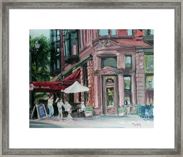 Ninas Framed Print