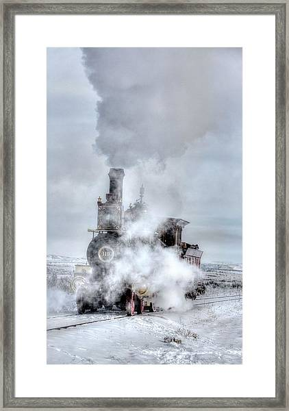 No 119 Framed Print