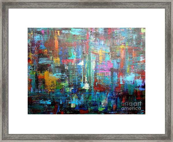 No. 1230 Framed Print