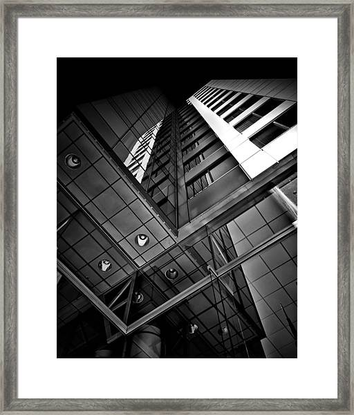No 225 King Street West David Pecaut Square Toronto Canada Framed Print