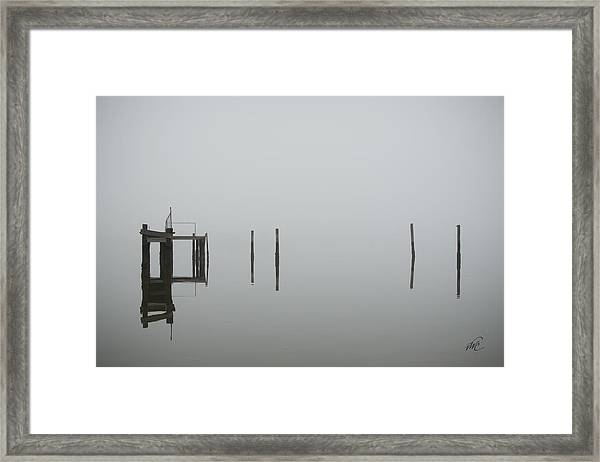 Framed Print featuring the photograph No Ware by Williams-Cairns Photography LLC