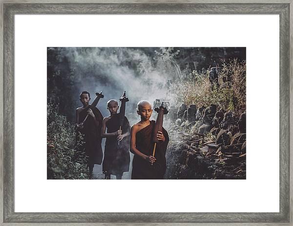 No.15 Framed Print
