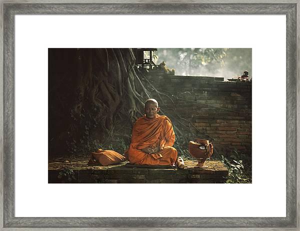 No.17 Framed Print