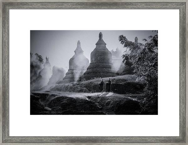 No.33 Framed Print