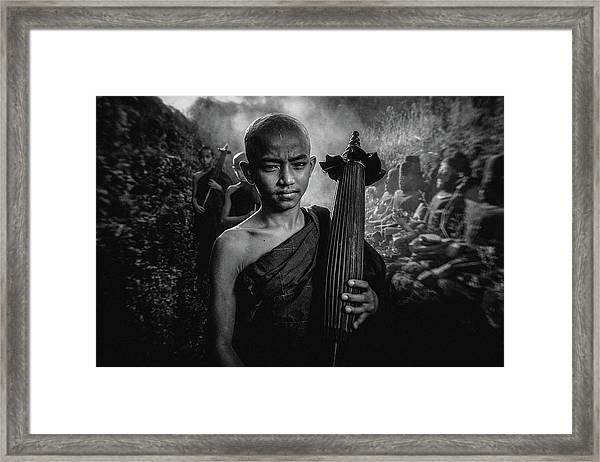 No.43 Framed Print
