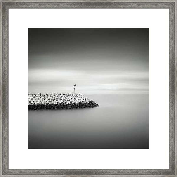 Nordsa? Framed Print