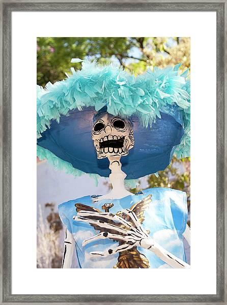 North America, Mexico, Guanajuato Framed Print