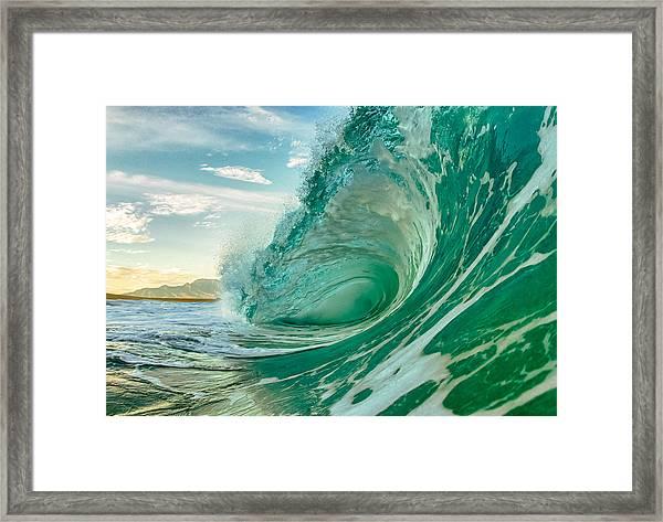 North Shore Mornings Framed Print by Gregg  Daniels