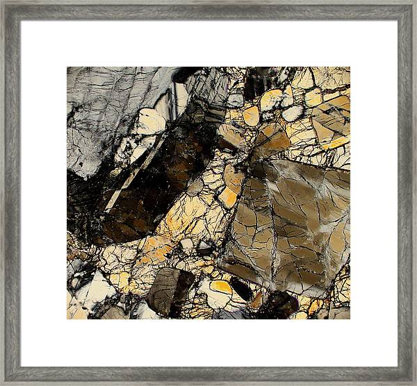North West Africa 5000 Framed Print