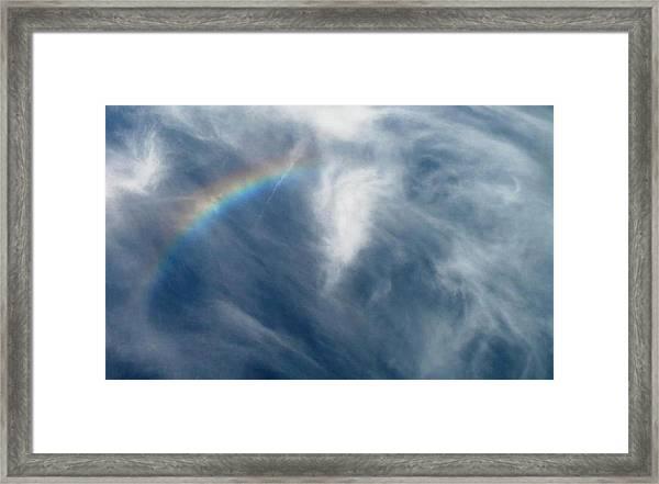 Revelation 218 Son Of God Framed Print