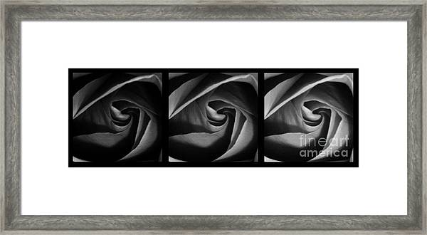 Nuances 1 Framed Print