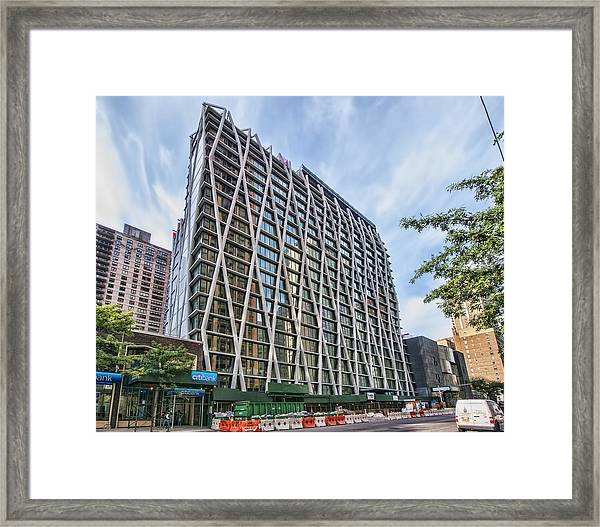 Oct 2014 Front View Framed Print