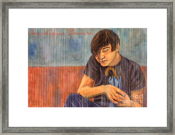 Oh Brother Framed Print