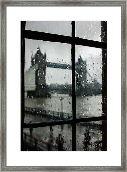 Oh So London Framed Print