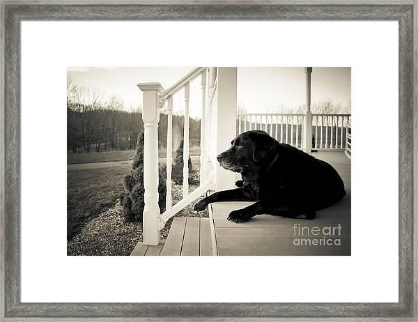 fde001c545c7 Front Porch Framed Art Prints | Fine Art America