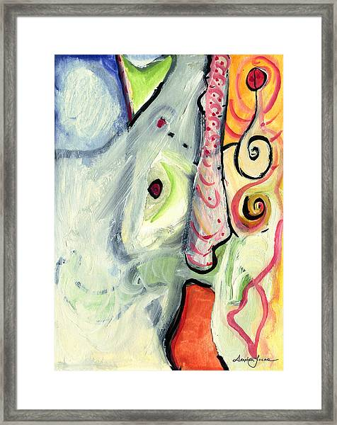 One In A Million Framed Print