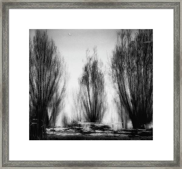One May Day ... Framed Print