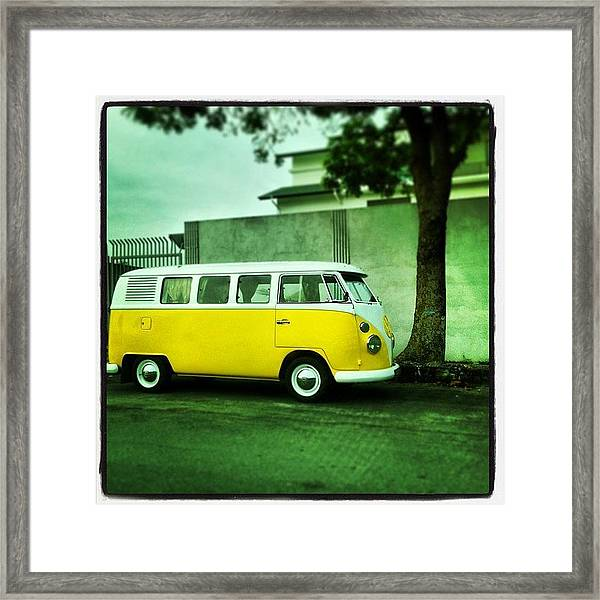 One Of #my #favorite #classic #mpv Framed Print