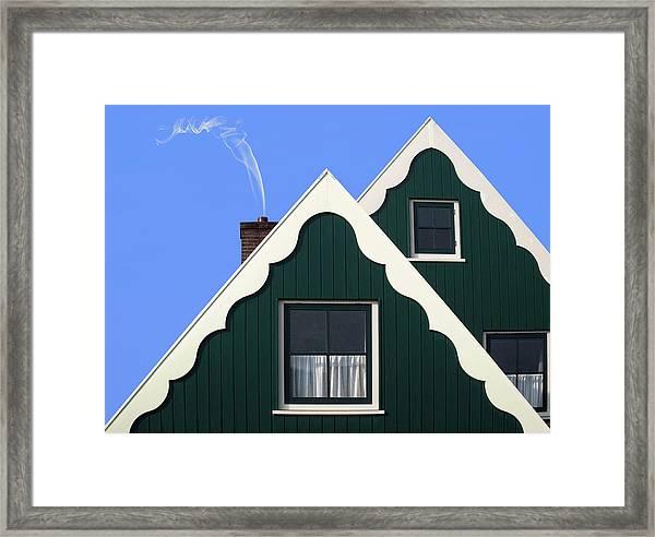 Oostzaan Framed Print