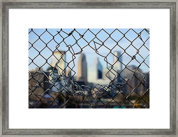 Opportunity Framed Print by Jim Hughes