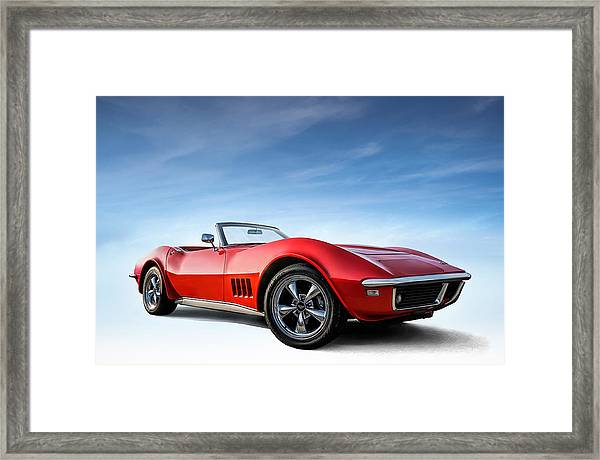 Hooters Framed Print