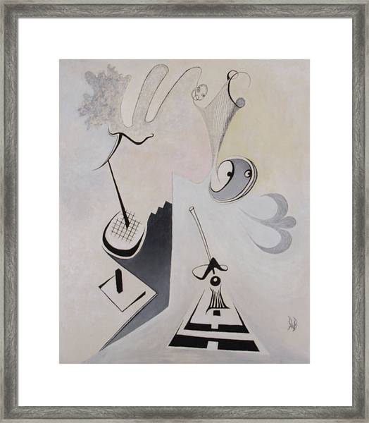 Orchestrated Framed Print by David Douthat