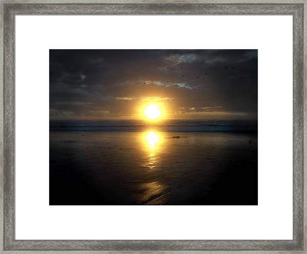 Oregon Coast 15 Framed Print