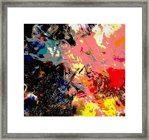 Original Fine Art Digital 3c Framed Print