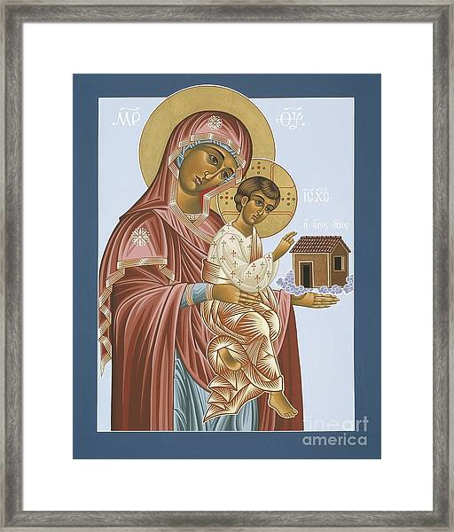 Our Lady Of Loretto 033 Framed Print