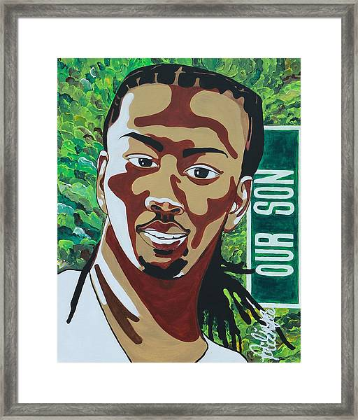 Our Son Framed Print