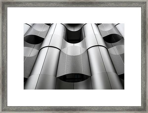 Over Under Framed Print