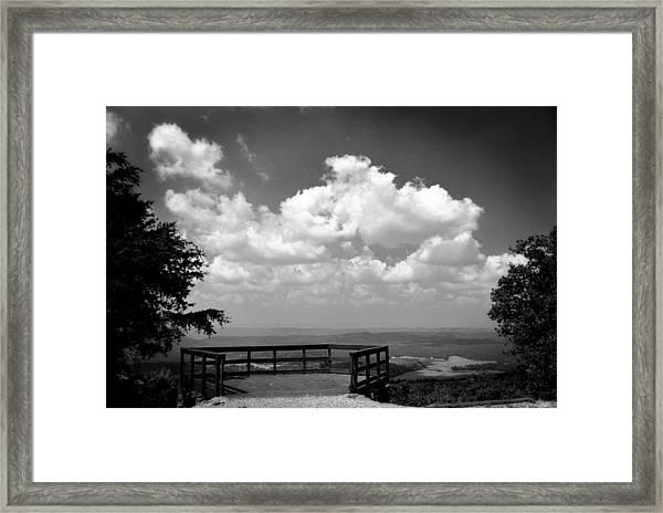 Overlook 1 Framed Print
