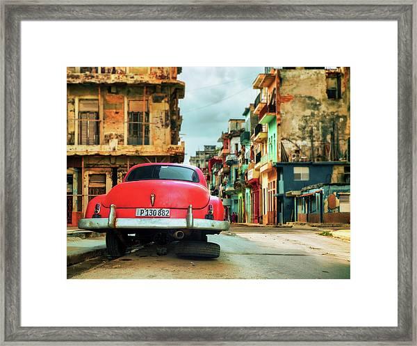 P 130882 Framed Print
