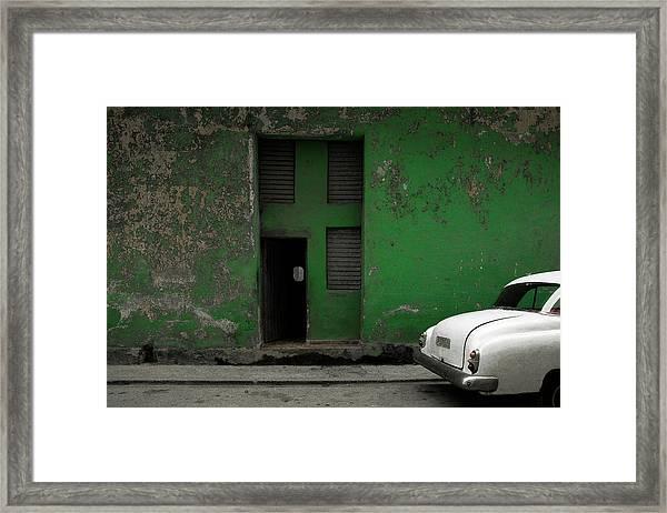 P 177 535 Framed Print