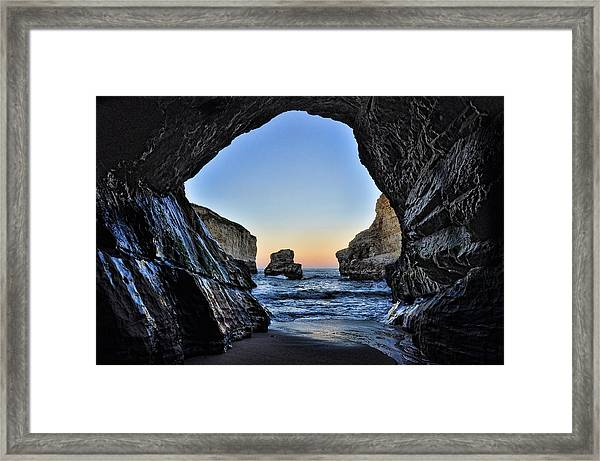 Pacific Coast - 2 Framed Print