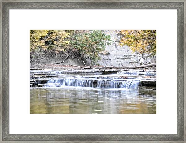 Framed Print featuring the photograph Paine Creek by David Armstrong