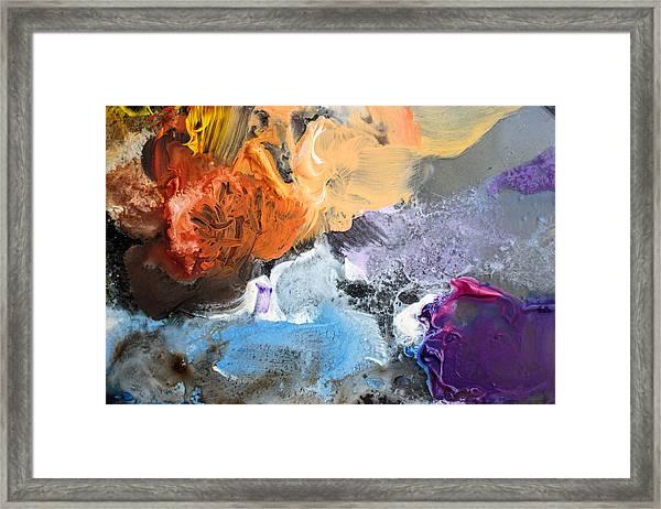 Pallet 2 Framed Print
