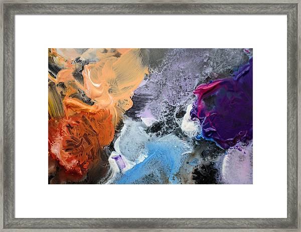 Pallet 3 Framed Print